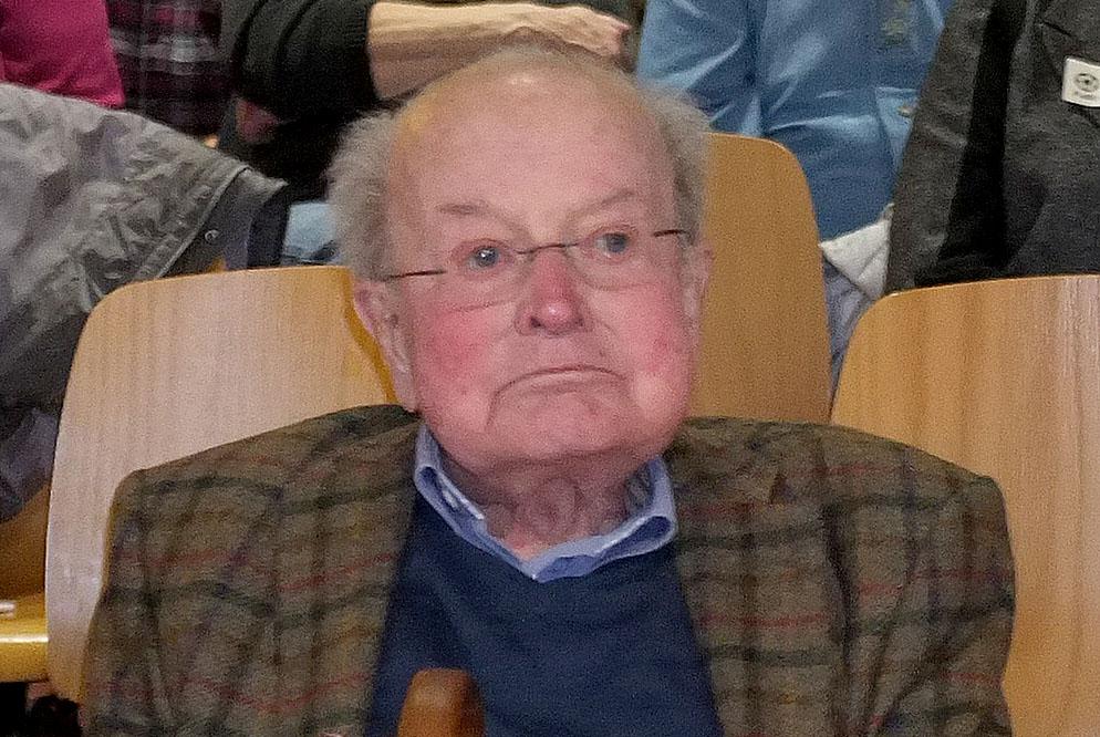 Ferdinand Hollmann ist im Alter von 86 Jahren in Eving gestorben. Foto: AWO