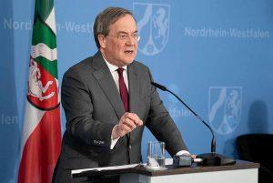 NRW-Ministerpräsident Armin Laschet (CDU). Foto: Land NRW