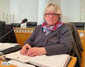 Anke Staar sitzt für die Stadteltern im Schulausschuss. Foto: Alex Völkel