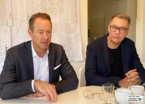 Franz-Bernd Große Wilde und Thomas Westphal skizzieren ihre Vorstellungen zur Wohnungspolitik.