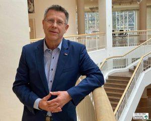 Stadtwerke-Chef Guntram Pehlke