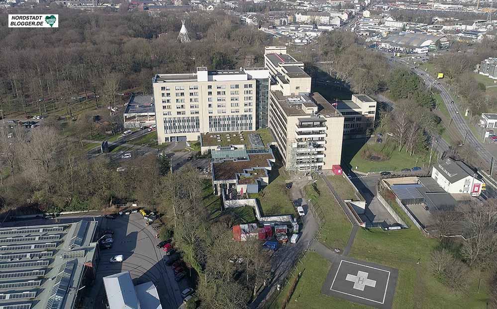 Im Klinikum-Nord gibt es einer Isolierstationen für Conronafälle. Foto: Nordstadtblogger