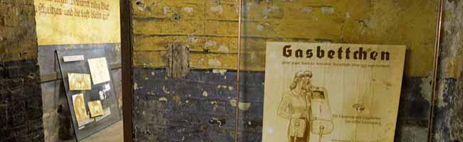 FOTOSTRECKE #BleibtZuhause (4): Einblicke in den (fast) vergessenen Luftschutz-Bunker im Depot in der Nordstadt
