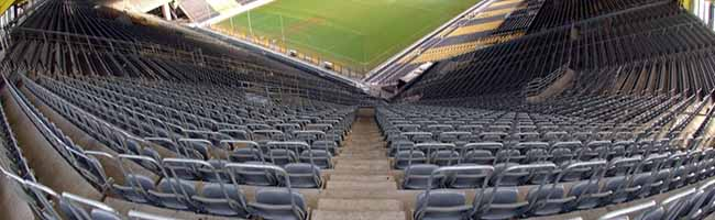 """Corona-Virus: """"Mutter aller Derbys"""" am Samstag wird zum Geisterspiel – auch gegen die Bayern am 4. April wird's eng"""