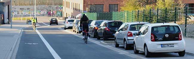 Ausbau der Ritterstraße und Übelgönne beendet: Entlastung durch neue Verkehrsführung im Bereich des Dortmunder U