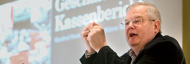 """""""Das, was ich hier mache, ist mein Leben"""" – Nach 40 Jahren geht NGG-Sekretär Manfred Sträter in Rente"""