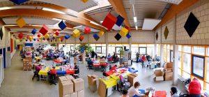 Die Werkstätten Über den Teichen in Dortmund sind ebenfalls nun der Schließung betroffen. Foto: WUET