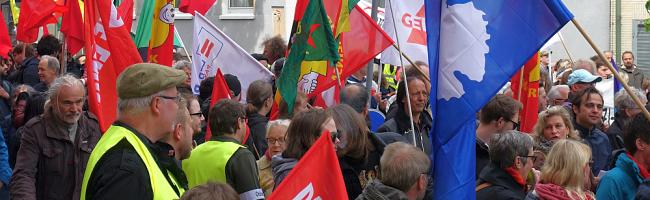 1. Mai in Dortmund: Anmeldung zweier Kundgebungen am Tag der Arbeit trotz Corona-Shutdown – aber ohne den DGB