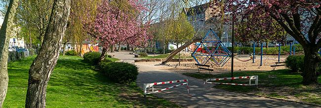 SERIE Nordstadt-Geschichte(n): Keimzelle des Blücher-Parks war ursprünglich nach Reichspräsident Hindenburg benannt