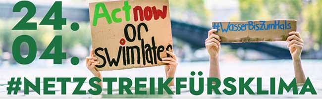 """Die fünfte globale """"Fridays For Future""""- Demo findet in der Coronakrise online statt – #NetzstreikFürsKlima"""