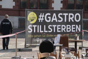 Gastronomie und Hotellerie hatten mit dem Gastro-Stillsterben auf die Probleme hingewiesen. Foto: Karsten Wickern
