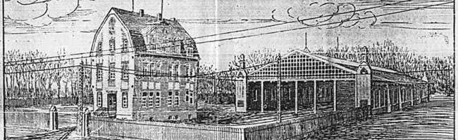 SERIE Nordstadt-Geschichte(n): Die Immermannstraße war die Straße der Straßenbahner – das Depot ist heute Kulturort