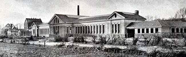 SERIE Nordstadt-Geschichte(n) – Depot (2):Der Neubau einer Hauptwerkstätte vergrößerte das Straßenbahngelände
