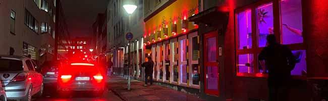 Tote Hose in der Linienstraße: Kontaktverbot macht Prostituierte arbeitslos – die Mitternachtsmission hilft