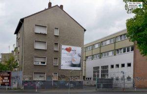 Legale Prostitution - Die Bordellstraße Linienstraße in der Nordstadt von Dortmund