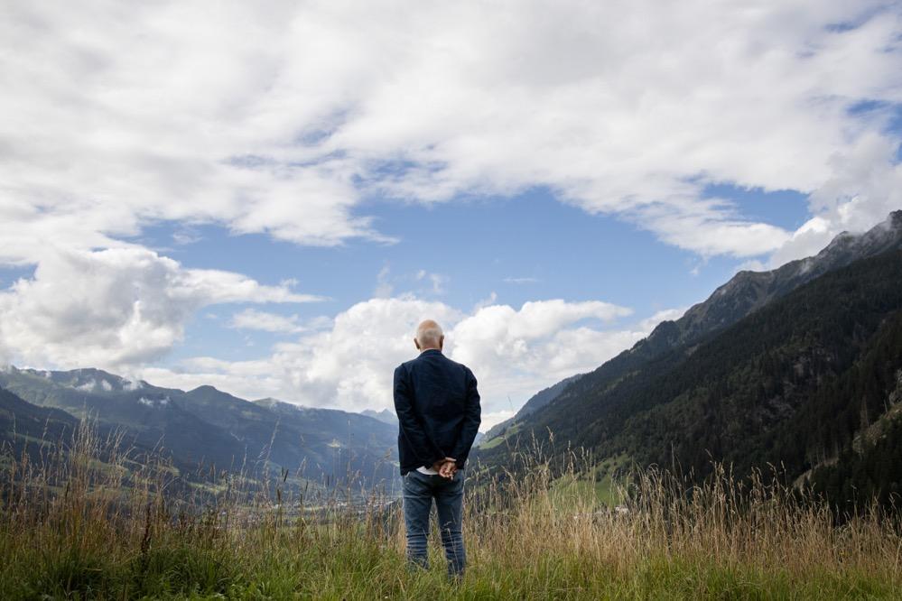 Matthias Horx, Trend- und Zukunftsforscher (www.horx.com), Foto: Klaus Vyhnalek (www.vyhnalek.com)