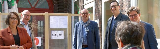 Mahlzeiten und Duschmöglichkeiten für Obdachlose – Stadt und Wohlfahrtsverbände reorganisieren Hilfen in Dortmund