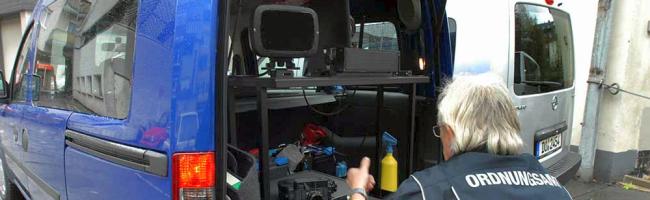 Ordnungsamt führt in Dortmund zum Schulanfang wieder verstärkt Geschwindigkeitsmessungen durch