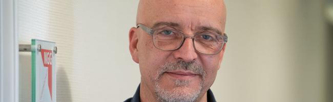 """Der neue NGG-Gewerkschaftssekretär Torsten Gebehart arbeitet sehr gerne in Dortmund: """"Das ist meine Stadt"""""""