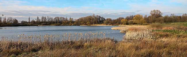 Natur bewusst genießen: Zum Erhalt der Artenvielfalt bitte die Spielregeln in den Naturschutzgebieten einhalten