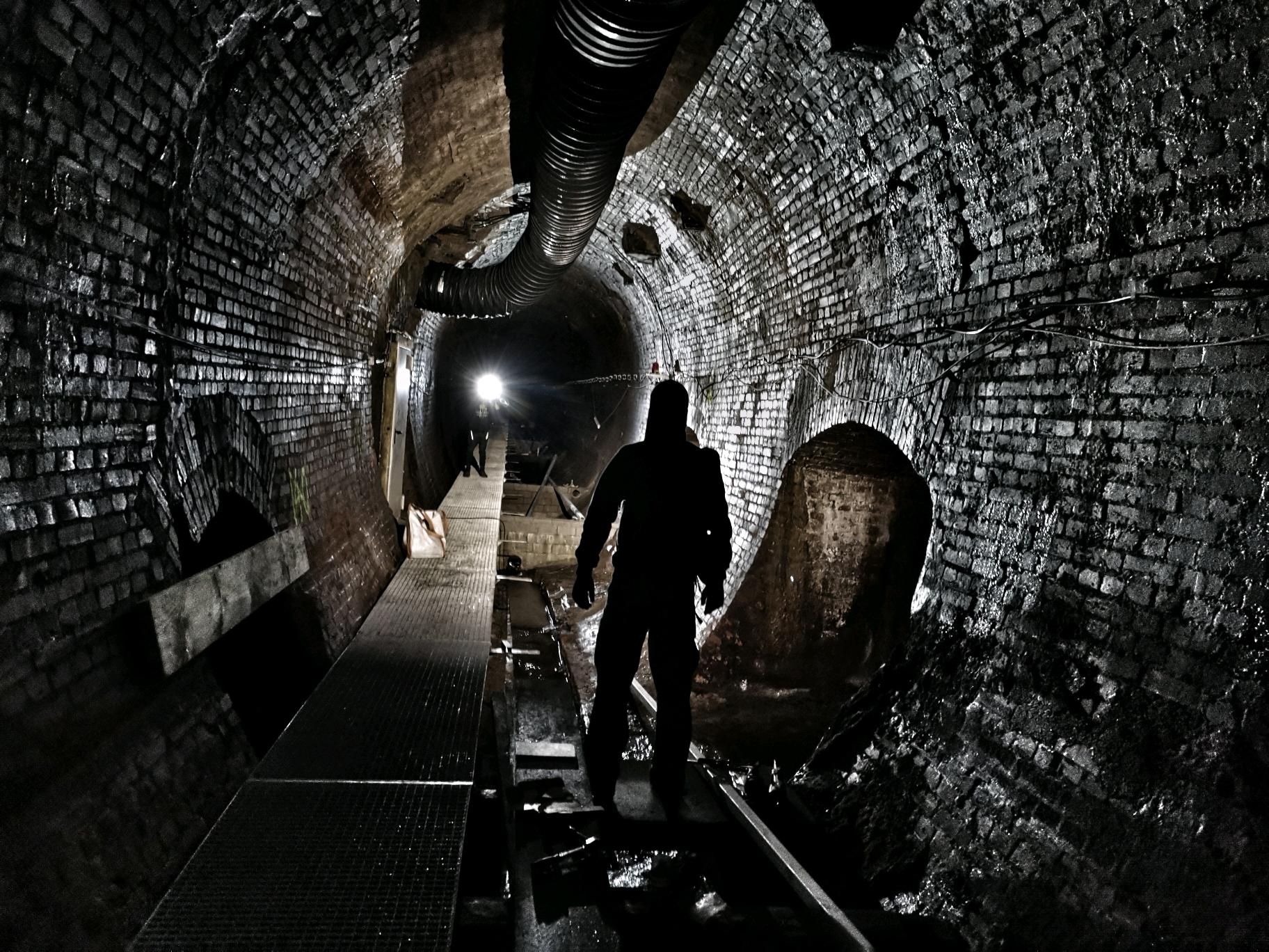 Unterwegs in der Dortmunder Unterwelt - den alten Bunkern. Fotos: Shadows of Dortmund