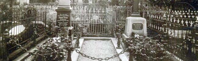 Wie sich ein Friedhof in einen Park verwandelte – Historischer Verein veröffentlicht die Geschichte des Westparks