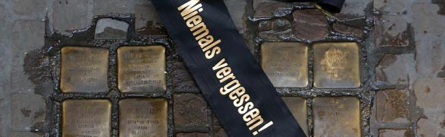 8. Mai – Tag der Befreiung vom Terror-Regime der Nazis: Erinnerung, Gedenken und Mahnung in Dortmund