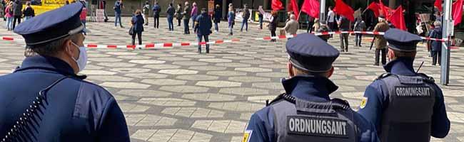 Ordnungsamt setzt Kontrollen bei Feiern fort und stellt massive Corona-Verstöße fest – Hochzeit wurde beendet