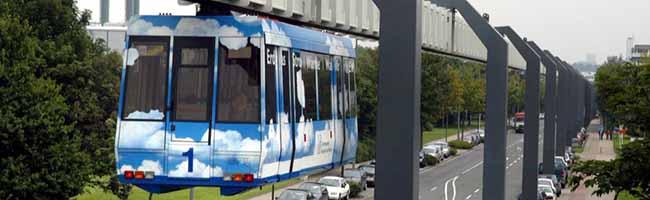 """Verkehrsanschluss von Uni über """"Smart Rhino"""" bis zum Hafen? Politik diskutiert U- und H-Bahn – Flughafen bleibt außen vor"""