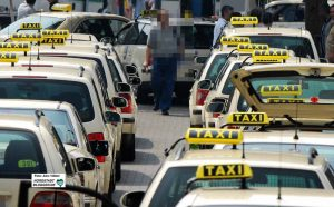 Am Hauptbahnhof sollen E-Taxis künftig bevorrechtigt werden. Archivbild: Alex Völkel