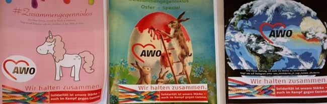 #Zusammengegennixlos: Die JFS Derne gibt wöchentlich eine eigene Zeitung für Kinder und Jugendliche heraus