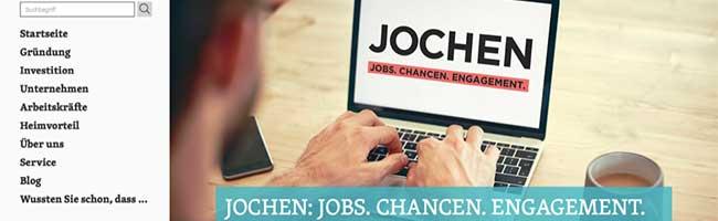 """Jobs Chancen Engagement – """"JOCHEN"""" vermittelt in der Krise genau dort Arbeitsplätze, wo sie in Dortmund benötigt werden"""