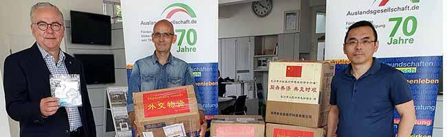 5.000 Corona-Masken als Geschenk für Dortmund aus China: Einrichtungen können Bedarf bei Auslandsgesellschaft melden