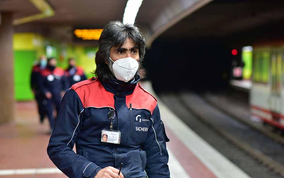 Ab kommender Woche beginnen Schwerpunkt-Kontrollen zur Maskenpflicht. Foto: DSW21