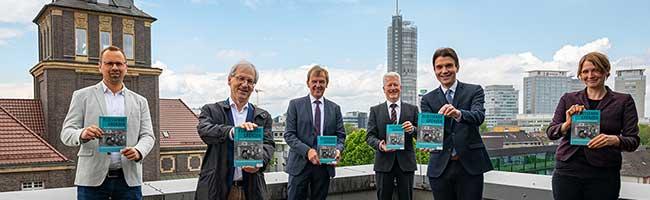 """Neues Buch """"Fliessende Grenzen"""" beleuchtet die Rolle von Emschergenossenschaft und Lippeverband in der NS-Zeit"""