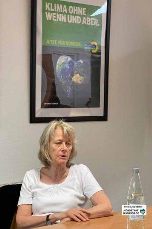 Fraktionssprecherin Ingrid Reuter. Foto: Alex Völkel