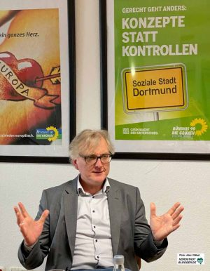Fraktionssprecher Ulrich Langhorst. Foto: Alex Völkel
