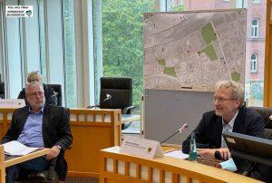Jörg Gimpel und Markus Halfmann berichten über die Untersuchungen und Auswirkungen.