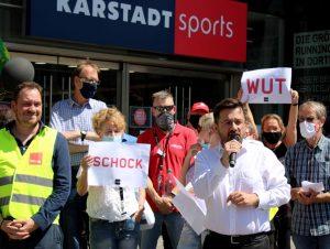 Thomas Kutschaty, Fraktionschef der SPD im Landtag von Nordrhein-Westfalen.