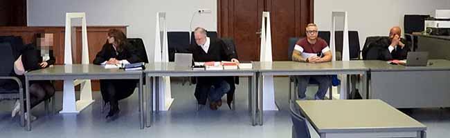 Neonazis angeklagt: Nach fast sechs Jahren kommen volksverhetzende Parolen vor das Landgericht Dortmund