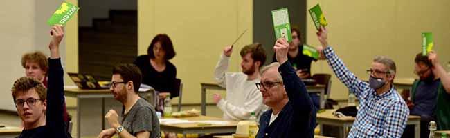 """""""Frischer Wind"""" im Grünen-Programm – Schneckenburger sieht Chance auf OB-Amt und legt 100-Tage-Programm vor"""