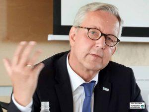Dortmunds Polizeipräsident Gregor Lange.