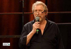 """Der Organisator des Festivals """"Ruhrhochdeutsch"""", Horst Hanke-Lindemann."""