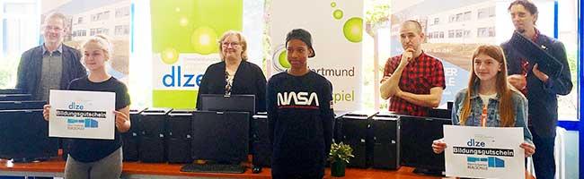 Digitale Teilhabe und Kompetenz durch Hardware-Upcycling: Albert-Schweitzer-Realschule nimmt an Pilotprojekt Teil