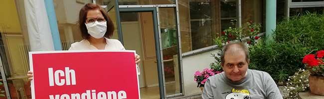 #GemeinsameSache für die Altenpflege: ver.di fordert, aus der Krise zu lernen und Notstand zu beenden