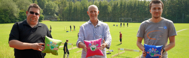Stiftung Kinderglück ermöglichte zwei einwöchige Sportcamps der Sportjugend Dortmund in den Sommerferien