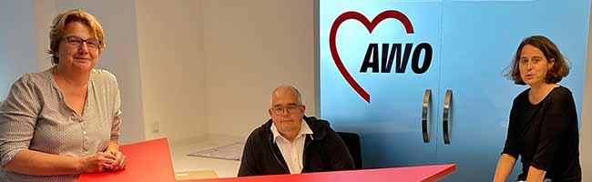 Neue Geschäftsführung bei der AWO Dortmund: Der Einsatz für eine solidarische Stadtgesellschaft soll weitergehen