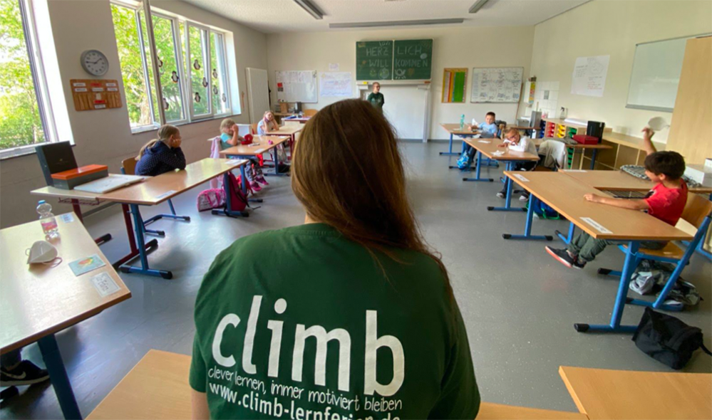 Nach dem wegen Corona das Osterferienprogramm ausfallen musste, sind die Lernferien in den Sommerferien besonders gefragt. Fotos: CLIMB