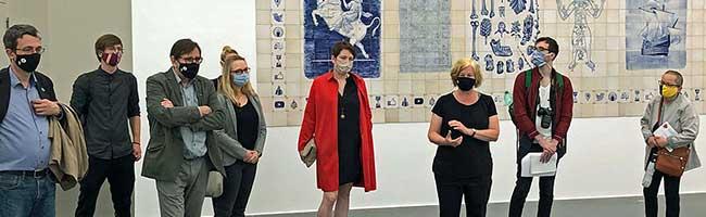 Panoptikum zeitgenössischer Kunst im Dortmunder U: Ausstellung zum DEW21-Kunstpreis 2020 ab Mitte Juli