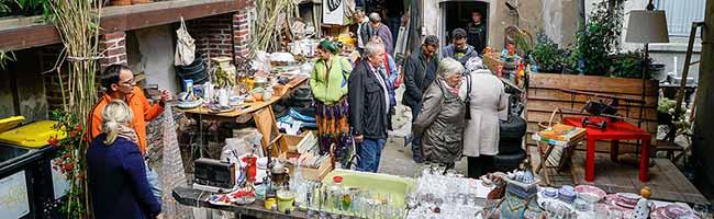 Trödeln, Tauschen, Klönen in den Höfen der Nordstadt –die Hofmärkte 2020: jetzt können sich Anbieter*innen anmelden